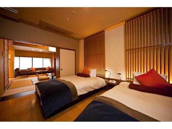 「ホテル河鹿荘(箱根)」還暦記念
