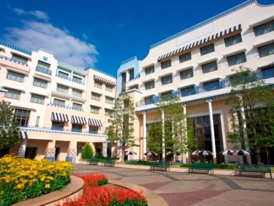 ディズニーアンバサダーホテル外観(イメージ)