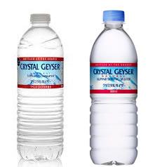 クリスタルガイザーの2種類の産地の違いの見分け方!