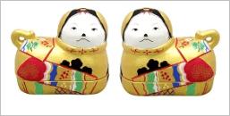 【雛人形の道具単品販売】犬筥 いぬばこ