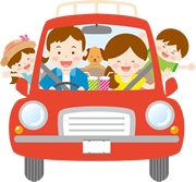 還暦祝い旅行は、はレンタカーでの移動が便利です♪