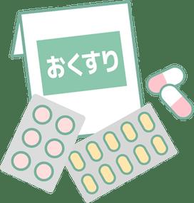 薬物療法【抗うつ薬や抗不安薬、睡眠薬】