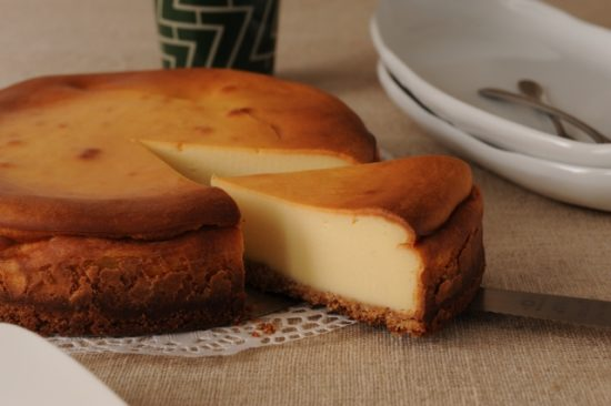 チーズケーキの種類その1.レアチーズケーキ