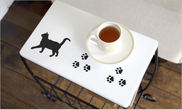【ベッドサイドテーブル】スリムでかわいいおすすめTOP10!姫系や猫足も人気♪
